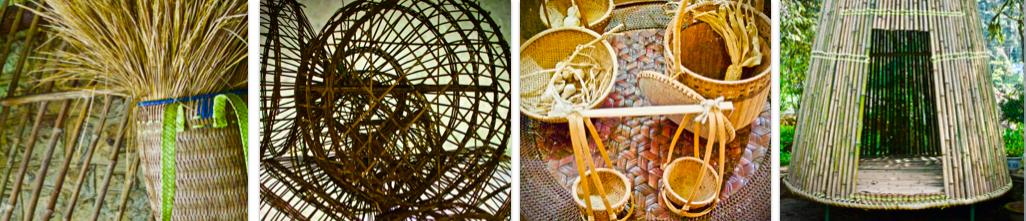 Woven Baskets, Sapa, Sa Pa, Northern Vietnam