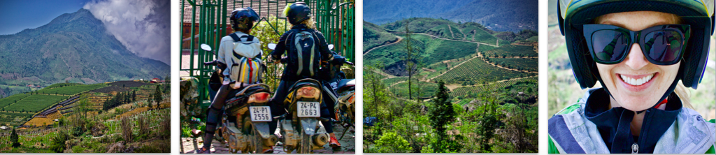 Motorbiking Sapa, Northern Vietnam