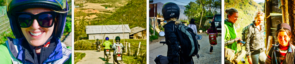Sapa, Northern Vietnam, Motorbiking, Ta Phin Village