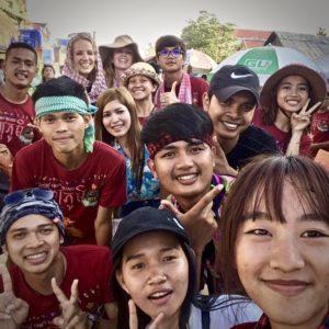 Harvest Festival, Lunar New Year, Khmer, Phnom Penh, Cambodia