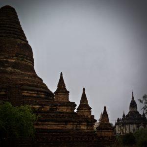Buddha Statues of Bagan, Myanmar