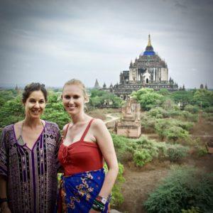 Buddha Bagan Temples, Myanmar