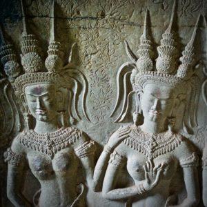 Angkor Wat Temple Sunrise, Cambodia