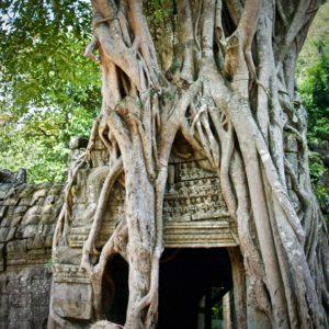 Preah Neak Poan, Siem Reap, Angkor Wat, Cambodia