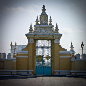Royal Palace Silver Pagoda, Phnom Penh, Cambodia